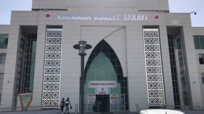 KARAMAN -  5 ayrı suçtan aranan ve kesinleşmiş hapis cezası bulunan kişi yakalandı