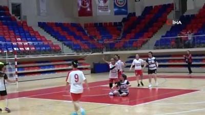 İşitme Engelliler Hentbol Kadınlar Türkiye Şampiyonası başladı