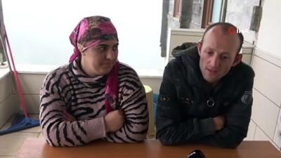 Azerbaycanlı gelin 1 yılın sonunda Rizeli eşine kavuşabildi