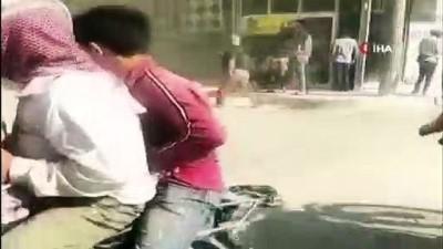 - El Bab'ta yargıcın arabasına yerleştirilen bomba infilak etti: 1 yaralı