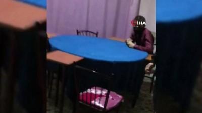 Sungurlu'da kahvehane'ye kumar baskını: Operasyonda 14 kişiye cezai işlem uygulandı