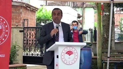 Yalova'da 'Mera Islah ve Amenajman Projesi' töreni düzenlendi