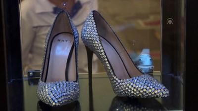 ANTALYA - Türkiye, 90 ülkeye ayakkabı ihraç ediyor