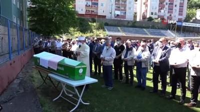 MHP Eski İlçe Başkanı Özkanca son yoluculuğuna uğurlandı