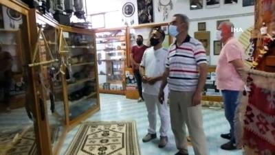 - Köy müzesini 200 turizm şirketi ziyaret etti