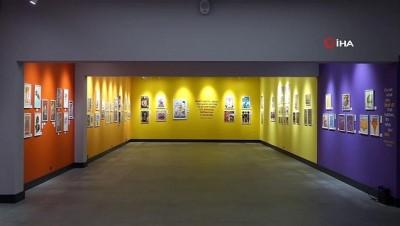 Türkiye'nin en geniş katılımlı illüstratörler sergisi Ada Modern'de