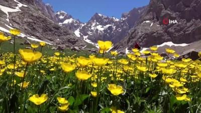 4 mevsimin yaşandığı Cennet ve Cehennem vadilerine yoğun ilgi
