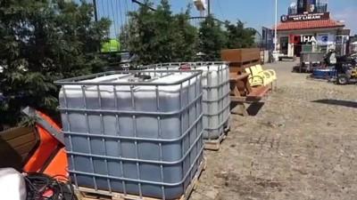 Çanakkale Boğazı'nda müsilaj temizliği 4'üncü gününde de devam ediyor