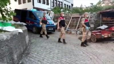 TOKAT - Evini silah atölyesine çeviren kişi yakalandı