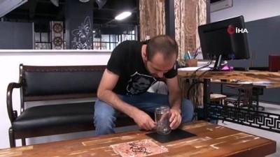 İnsan yüzlü örümcek Türkiye'de 7. kez ortaya çıktı