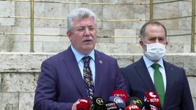 TBMM - Akbaşoğlu: '5. Yargı Paketimiz de söz konusu'