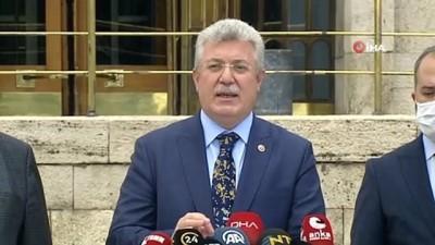 AK Parti Grup Başkanvekili Muhammet Emin Akbaşoğlu'ndan Yargı Paketi açıklaması