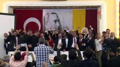 İşte Galatasaray'ın yeni başkanı Burak Elmas