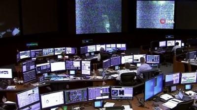 - ISS'deki astronotlar uzay yürüyüşüne çıktı