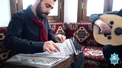 KARAMAN - Öğretmenler Yunus Emre'nin şiir ve ilahilerine klip çekti