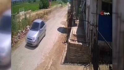 Kurban öncesi harekete geçen hırsız 'pireler' yakayı ele verdi