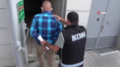 Samsun'da tefecilik operasyonu: 10 gözaltı