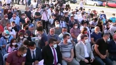 Başkan Bilgin vatandaşlarla bir araya geldi