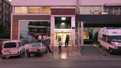 Husumetli iki kişi arasında silahlı kavga: 1 ölü