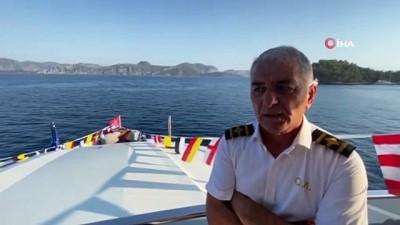 """""""Kabotaj Bayramı'nı sadece denizciler olarak değil, ulusça kutlamayız"""""""