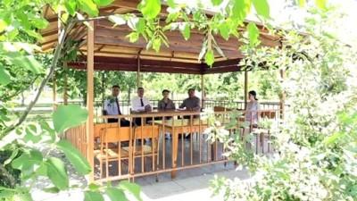 BİŞKEK - Kırgızistan'ın en başarılı öğrencilerinden Alimbayeva, Kırgızistan-Türkiye Manas Üniversitesini tercih etti