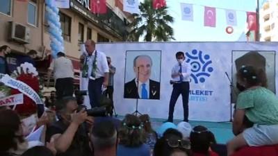 - Muharrem İnce, Denizli'de partisinin il başkanlığını açtı
