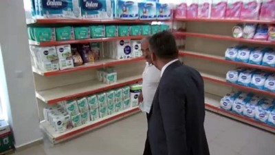 ORDU - İhtiyaç sahipleri sosyal marketten alışveriş yapabilecek