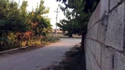MARDİN - Suriye'den açılan ateş sonucu 1 asker şehit oldu, 3 asker yaralandı