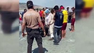Serinlemek için Salda Gölü'ne giren genç boğularak hayatını kaybetti