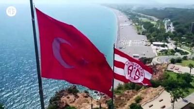 ANTALYA - Antalyaspor Haji Wright'i transfer etti