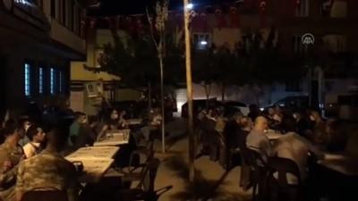 GAZİANTEP - Pençe Harekatı bölgesinde şehit olan askerin Gaziantep'teki ailesine acı haber verildi