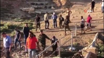 - İsrail güçlerinden Filistinli protestoculara sert müdahale: 1 ölü, 158 yaralı