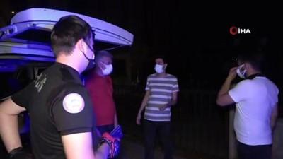 Karantinayı ihlal etti, 'HES kodu' ele verdi: Polis cadde de dolaşırken yakaladı