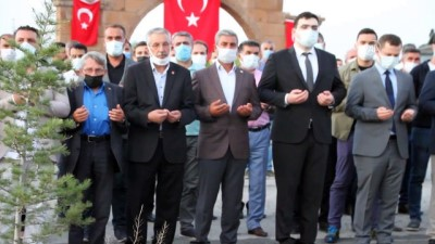 MUŞ - Şehit Binbaşı Arslan Kulaksız için anma programı düzenlendi