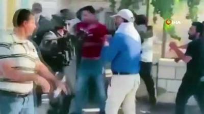 - İsrail güçleri, Filistinli kardeşlere ait 3 evi yıktı - İsrail güçleri ve yıkıma tepki gösteren Filistinliler arasında arbede: 2 yaralı, 1 gözaltı