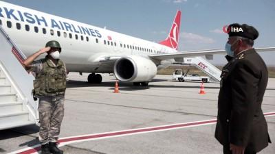 Mehmetçik'in, Afganistan'dan dönüşü sürüyor