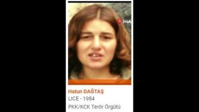 Diyarbakır'da teröre büyük darbe: Sağ yakalanan 'Turuncu' listedeki terörist TEM Şube'de sorguya alındı