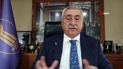 """TESK Genel Başkanı Palandöken: """"Öğrencilerin sağlığını korumak hepimizin görevi"""""""