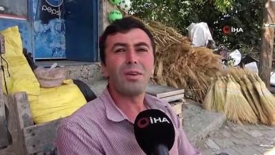 Samsun'un süpürgeleri Türkiye'yi süpürüyor