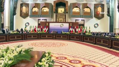 - Bağdat İşbirliği ve Ortaklık Konferansı başladı