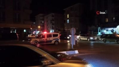Çorum'da silahlı kavga: 4 yaralı