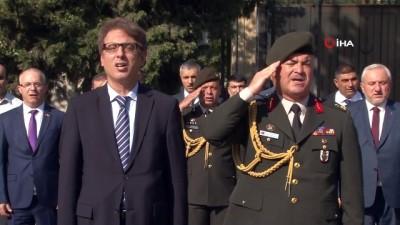 - 30 Ağustos Zafer Bayramı 99. yılında Azerbaycan'da kutlandı