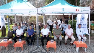30 Ağustos Zaferi için asker, polis, engelli ve akademisyenler birlikte daldılar
