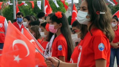 30 Ağustos Zaferi'ne Büyükçekmece'de coşkulu kutlama