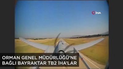 Yeşil Vatan'ın yeni bekçileri İnsansız Hava Araçları